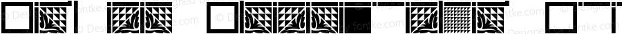 Kalyna Ornamental Regular Version 1.005