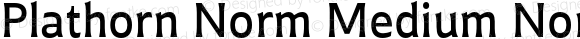 Plathorn Norm Medium Norm Medium