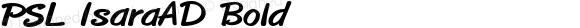 PSL IsaraAD Bold Series 2, Version 3.5.1, release September 2002.