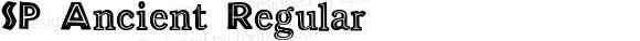 SP Ancient Regular 2.0 - วันที่ 18 ตุลาคม 2548