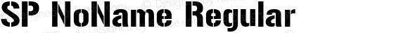SP NoName Regular 2.1 - วันที่ 22 ตุลาคม 2548
