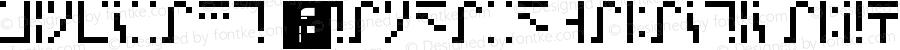 Minecraft - Standard Galactic Alphabet Regular Version 1.0