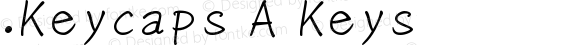 .Keycaps A Keys