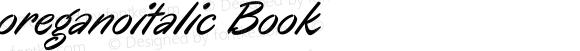 oreganoitalic Book