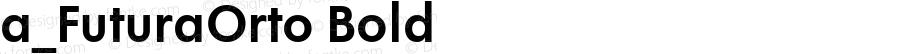 a_FuturaOrto Bold Ver.001.002 (01.07.97)