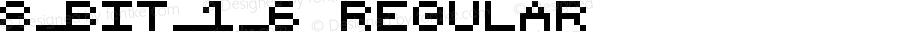 8_bit_1_6 Regular Version 1.0