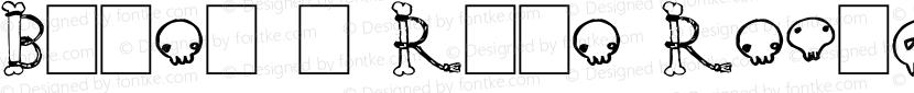 Bones & Rope Regular Preview Image