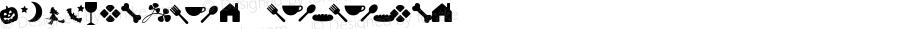 Twinkle Line Macromedia Fontographer 4.1J 05.11.22