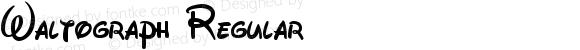 Waltograph Regular