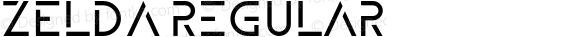 ZELDA Regular Version 1.000 (Initial Release)