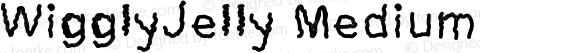 WigglyJelly Medium Version 001.000