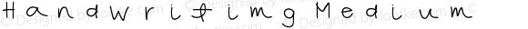 Handwritimg Medium