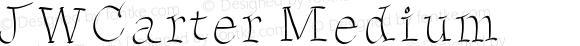 JWCarter Medium Version 001.000