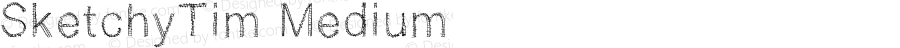 SketchyTim Medium Version 001.000
