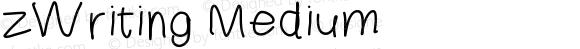 zWriting Medium Version 001.000