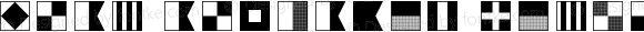Flag Alphabet Regular Version 1.0
