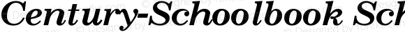 Century-Schoolbook-Bold-Italic