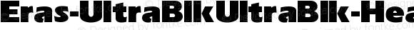 Eras-UltraBlk UltraBlk-Heavy