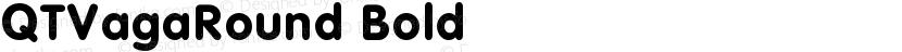 QTVagaRound Bold Preview Image