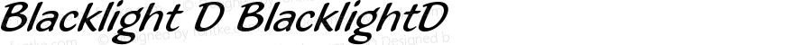 Blacklight D BlacklightD Version 001.005