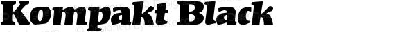 Kompakt Black