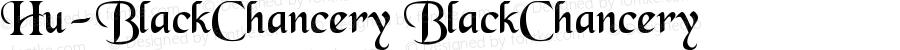 Hu-BlackChancery BlackChancery Version 001.000