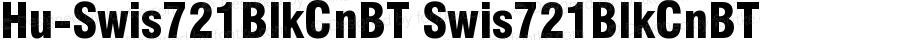 Hu-Swis721BlkCnBT Swis721BlkCnBT Version 001.000