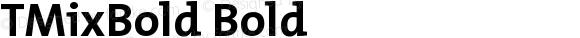 TMixBold Bold