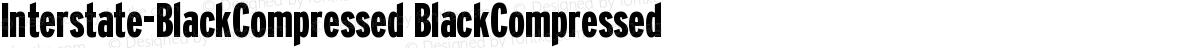Interstate-BlackCompressed BlackCompressed