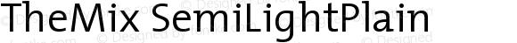 TheMix SemiLightPlain