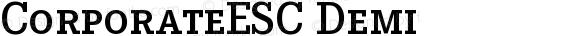 CorporateESC Demi preview image