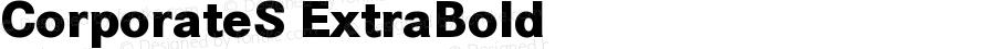 CorporateS-ExtraBold