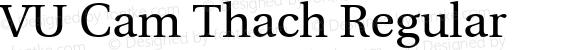 VU Cam Thach Regular 2.0