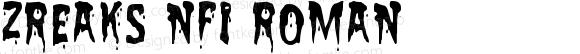 Zreaks NFI Roman Version 001.001