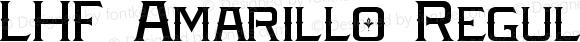 LHF Amarillo Regular Version 000.000