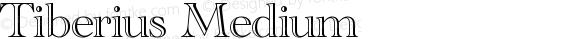 Tiberius Medium preview image