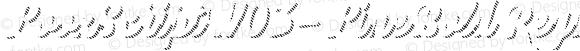 LookScriptW03-LineBold