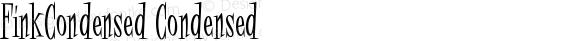 FinkCondensed Condensed