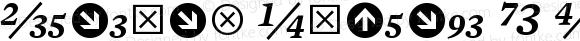 Mercury Numeric G3 SemiItalic