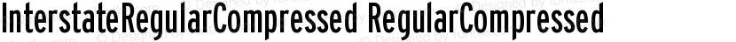 InterstateRegularCompressed RegularCompressed Preview Image
