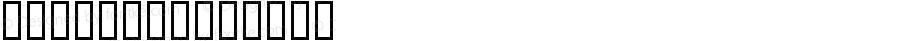 Botica Regular Altsys Fontographer 4.0.3 6/6/94