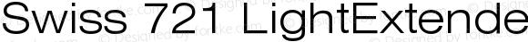 Swiss 721 LightExtended