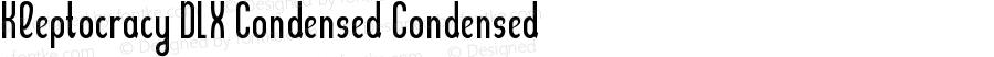 Kleptocracy DLX Condensed Condensed Version 001.001