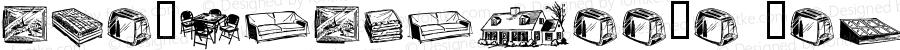 AmericanCheese Regular Macromedia Fontographer 4.1.3 2/21/09