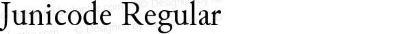 Junicode Regular