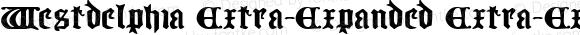 Westdelphia Extra-Expanded Extra-Expanded