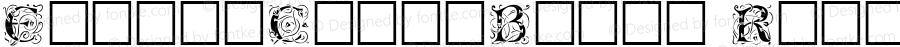 EileenCaps-Black Regular Altsys Fontographer 3.5  5/27/92