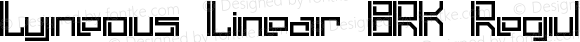 Lyneous Linear BRK Regular Version 4.16