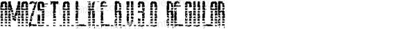 AmazS.T.A.L.K.E.R.v.3.0 Regular Version 1.00 November 20, 2009, initial release