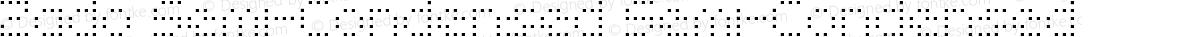 Zado Semi-Condensed Semi-Condensed